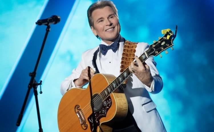 Александр Малинин вновь порадует киевскую публику своими хитами
