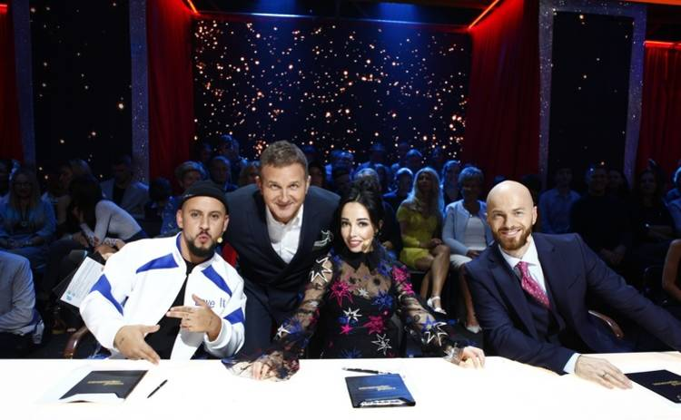 Танці з зірками-2018: смотреть 13 выпуск онлайн (эфир от 18.11.2018)