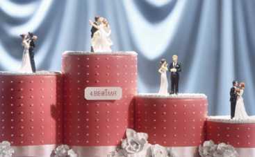4 весілля: на канале ТЕТ премьера нового сезона реалити-шоу