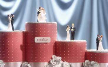 4 весілля: смотреть 4 выпуск онлайн (эфир от 22.11.2018)