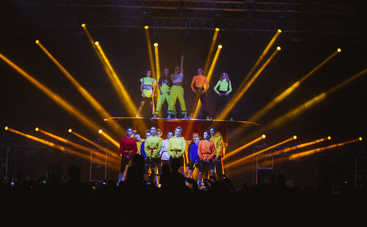 Участница Open Kids провалилась под сцену во время Magic Show