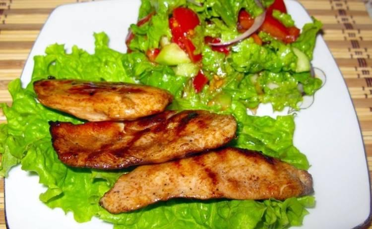 Запеченное куриное филе на праздники (рецепт)