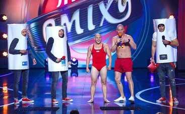 Лига Смеха-5: смотреть выпуск онлайн (эфир от 30.11.2018)