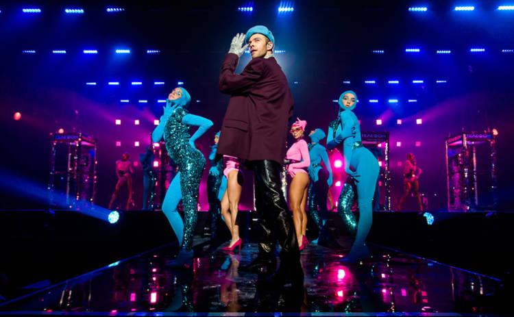 Макс Барских произвел фурор на шоу в Киеве, несмотря на неудавшуюся диверсию
