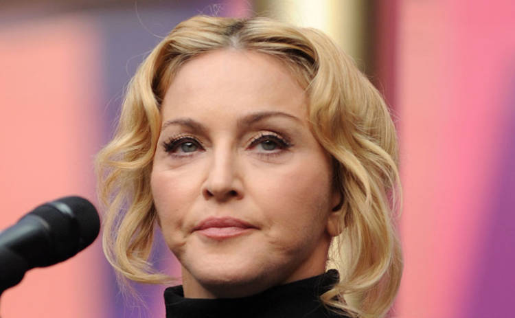 59-летняя Мадонна поразила откровенными архивными снимками