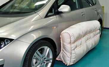 Немецкие производители опять удивляют: уникальная подушка безопасности
