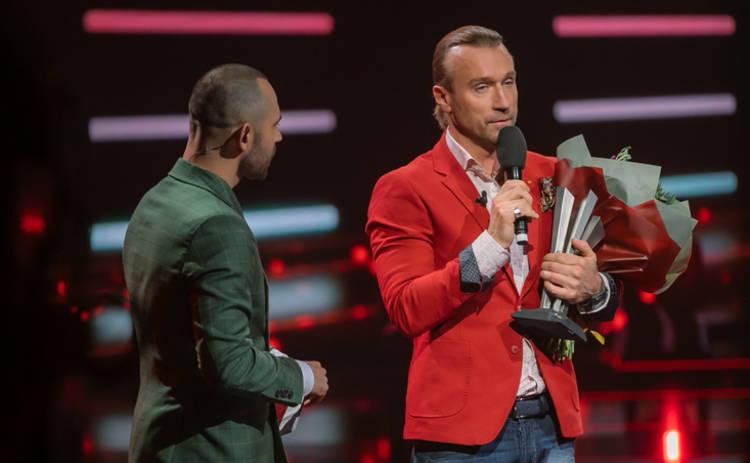 «Спасибо, что оценили»: Олег Винник стал лучшим певцом Украины