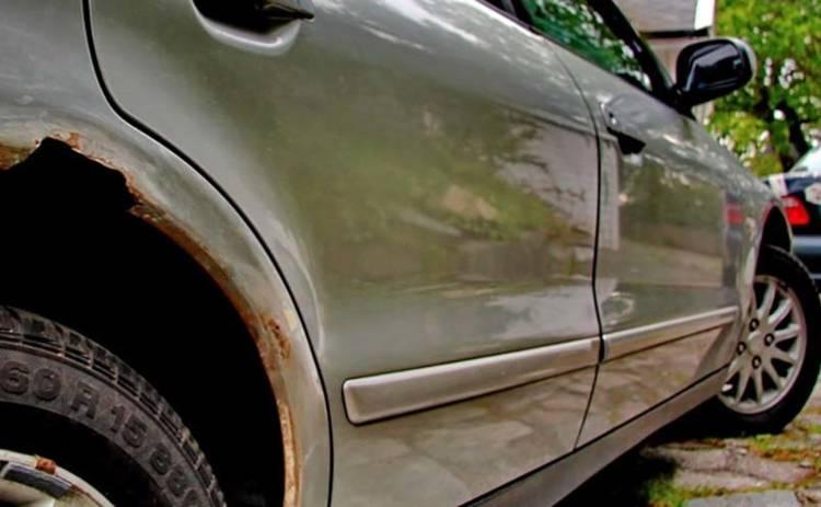 Как бороться со ржавчиной на кузове авто: 3 полезных совета