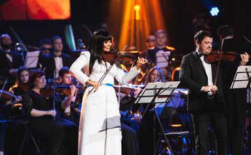 В Киеве состоялась TV-съемка концерта Ассии Ахат для Национального телевидения США
