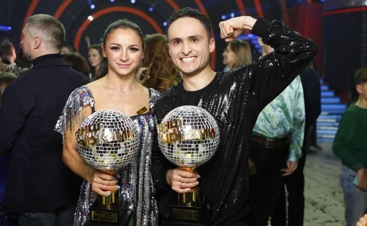 Победители «Танців з зірками» рассказали о своем будущем в танцевальном мире