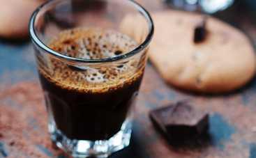 Очень простой рецепт кофейного печенья для всей семьи