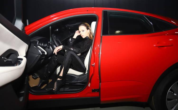 Племянница Софии Ротару показала fashion-историю «Ягуар»