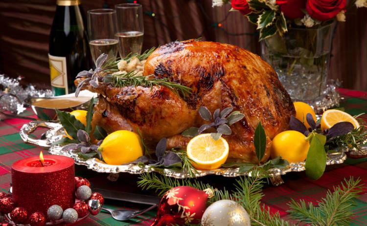 Сочная рождественская индейка (рецепт)