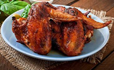 Рождество 2019: Жаренные куриные крылья (рецепт)