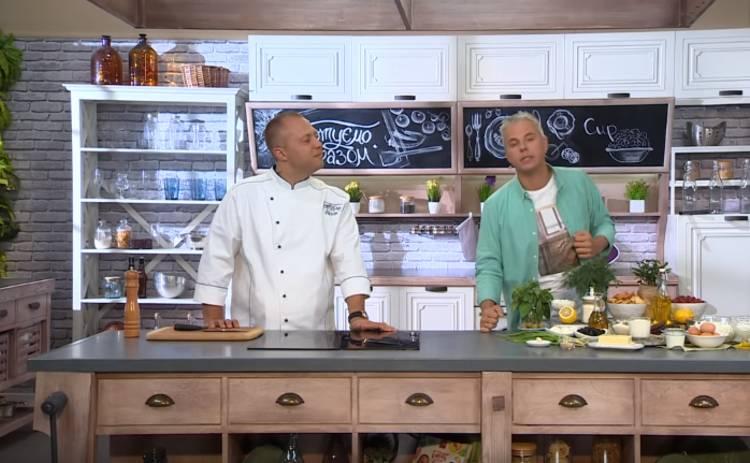 Готовим вместе: блюда из творога (смотреть онлайн)