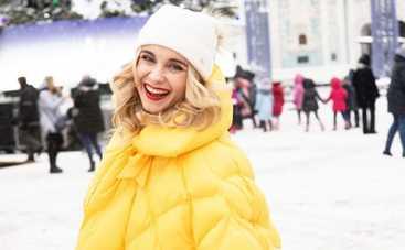 Лилия Ребрик поразила роскошным новогодним образом и удивила новыми навыками