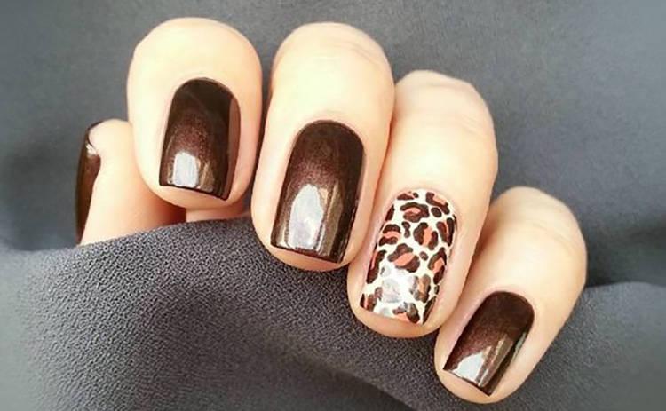 12 идей, как сделать леопардовый маникюр, чтобы это выглядело со вкусом