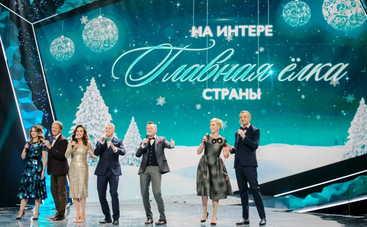 Анонсы канала Интер с 31 декабря по 6 января