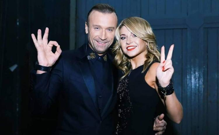 Олег Винник рассказал о казусе, случившимся с его любимой