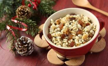 Настоящая кутья на Рождество 2019 (рецепт)