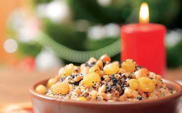 Шикарная «сырая» кутья с медом на Рождество 2019 (рецепт)