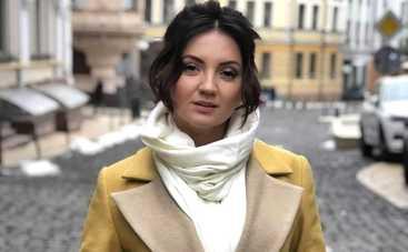 Оля Цибульская рассказала о беременности и показала редкое фото крохи-сына