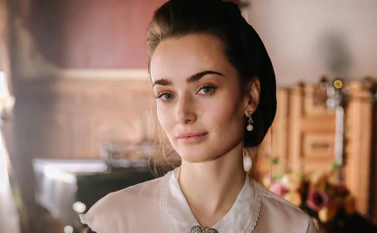 Звезда сериала «Крепостная» Ксения Мишина носила платье весом 6 кг