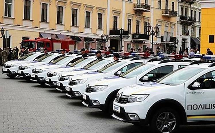Новый автопарк Национальной полиции: какие машины осваивают патрульные