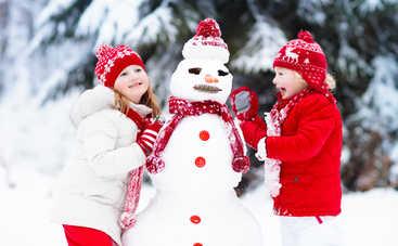 Зимние забавы: чем развлечь ребенка до конца холодов