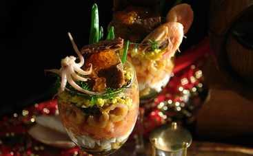 Старый Новый год 2019: салат с крабовыми палочками для гурманов (рецепт)