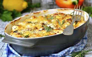 Старый Новый год 2019: запеканка из картофеля с обжаренными грибами (рецепт)