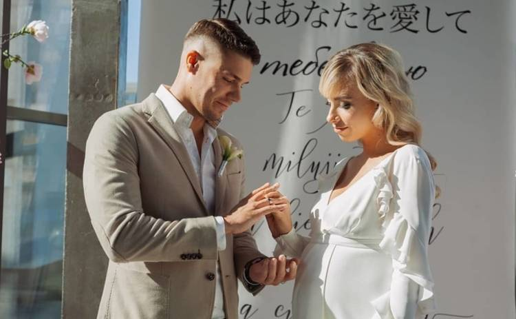 Жена Дмитрия Черкасова рассказала о проблемах в последние дни беременности