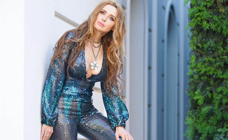 Оксана Марченко показала, как приводит себя в форму после зимних праздников