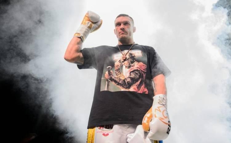 Александру Усику – 32: главные достижения украинского боксера