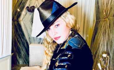 Ее просто не узнать! 60-летняя Мадонна шокировала публику новым имиджем