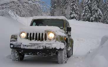 Как правильно ехать в гору зимой: 4 полезных совета