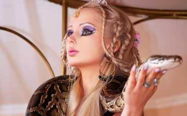 «Раньше красивее была»: Одесская Барби показала себя 10 лет назад