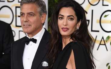 СМИ: Он в отчаянии! Джорджа Клуни бросила красавица-жена Амаль
