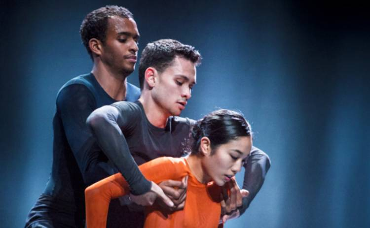 В Украине впервые выступит Нидерландский танцевальный театр