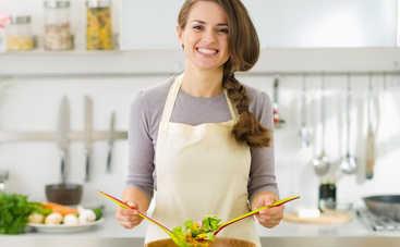 Десять минут и готово! Салат «Терка» для вечернего перекуса (рецепт)