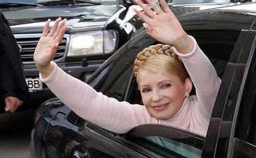 Машины политиков: на чем ездит Юлия Тимошенко