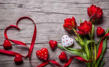 Салат «Тайная страсть» на День влюбленных (рецепт)