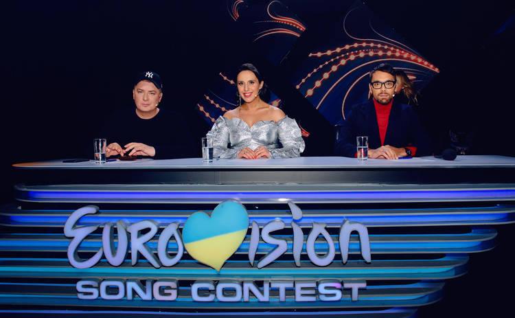 Евровидение-2019: смотреть онлайн Нацотбор (эфир от 09.02.2019)