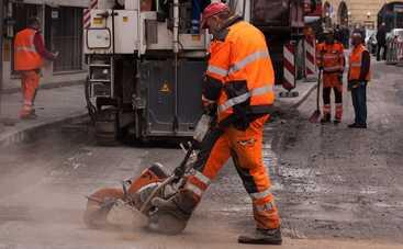 Нарушителям ПДД грозят исправительные работы в виде ремонта дорог