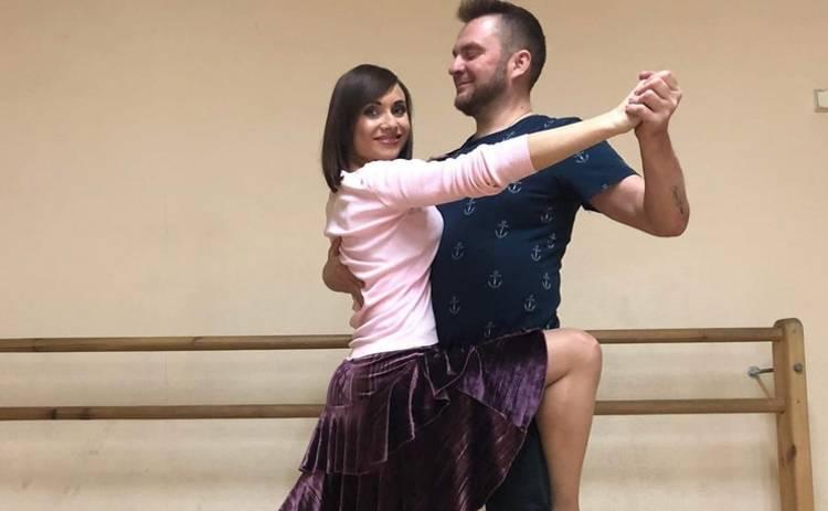 Известная телеведущая станцует страстное танго с мужем на Венском балу