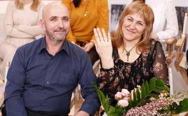 В День влюбленных мужчина сделал предложение в прямом эфире «Сніданку з 1+1»