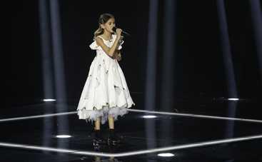 Юная украинская певица покорила Дрю Бэрримор на американском шоу талантов