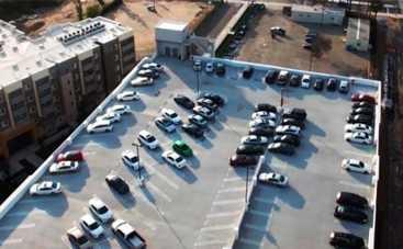 Парковки на крышах: новый проект и изменения в Государственных строительных нормах