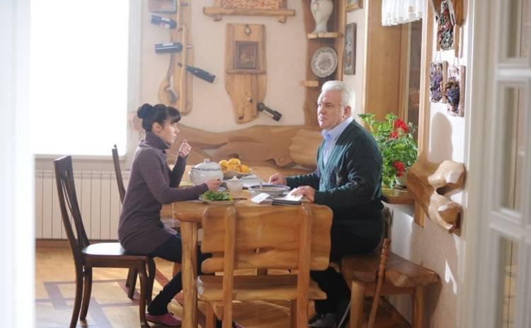 Канал «Украина» покажет премьеру сериала «Дом, который...»