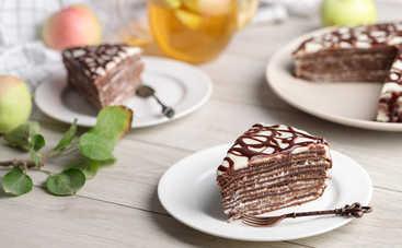 Масленица 2019: как создать из блинчиков шикарный торт (рецепт)